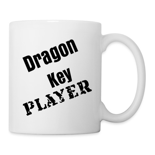 Dragonkey7 fan becher - Tasse