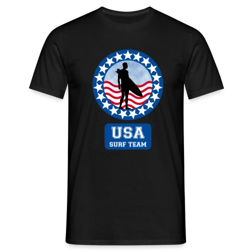Surf in USA - T-shirt Homme