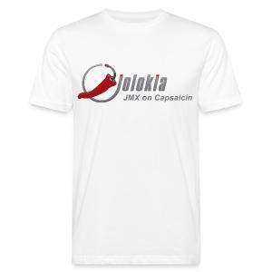 Men's Organic T-shirt - Jolokia JMX Capsaicin Chili T-Shirt