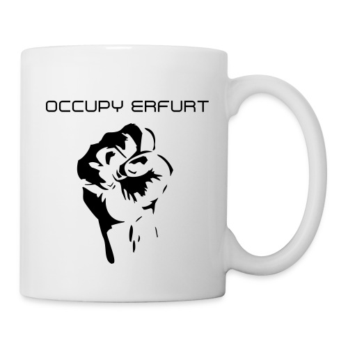 Occupy Black - Tasse