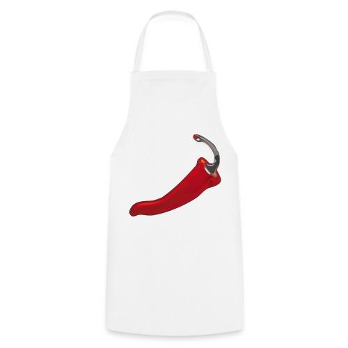 Cooking Apron - Chili Pepperoni scharf kochen Cayenne Pepper Pfeffer