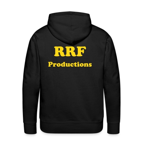 RRF Productions - Mannen Premium hoodie