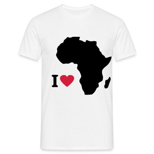 AFRIQUE 2 - T-shirt Homme