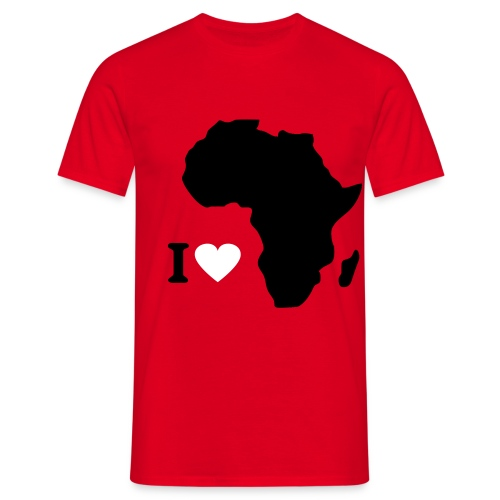 AFRIQUE 5 - T-shirt Homme