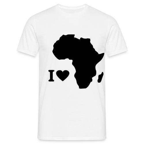 AFRIQUE 6 - T-shirt Homme