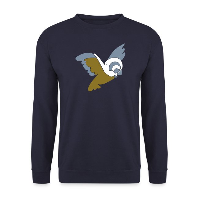 Golden Bird Pullover