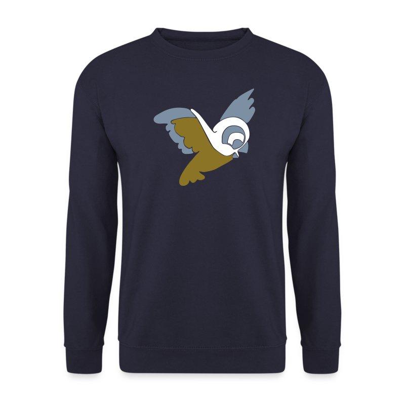 Golden Bird Pullover - Männer Pullover