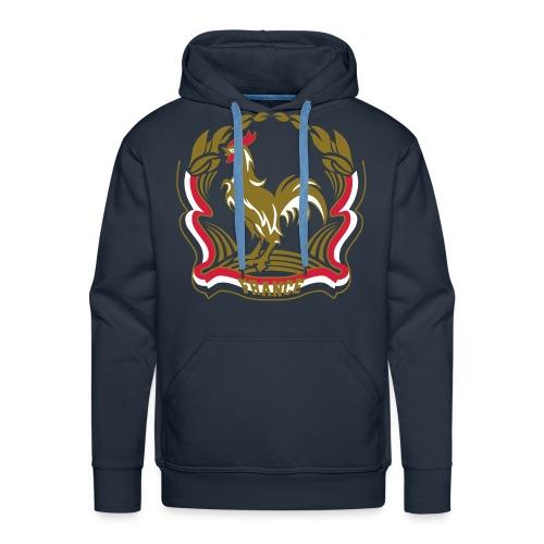 SWEAT FRANCE - Sweat-shirt à capuche Premium pour hommes