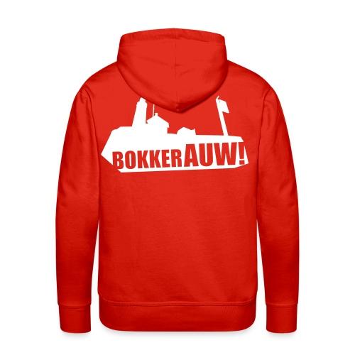 Bokker Auw - Mannen Premium hoodie