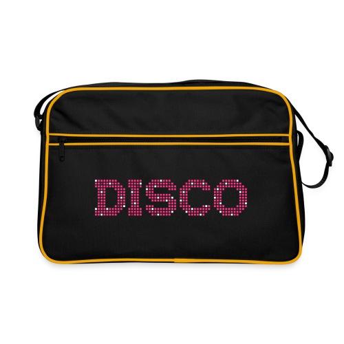 Disco Retrotasche - Retro Tasche