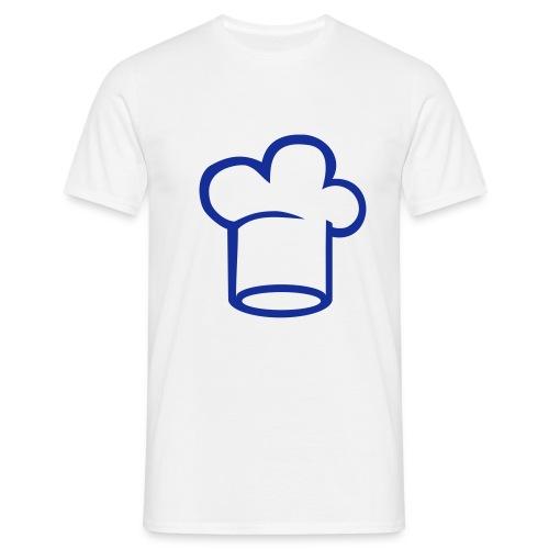 Ik ben de kok heren t-shirt - Mannen T-shirt
