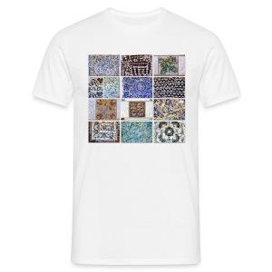 trencadis - Men's T-Shirt
