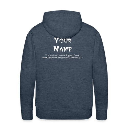 Men's Hoodie - Most Haunted Family - Men's Premium Hoodie
