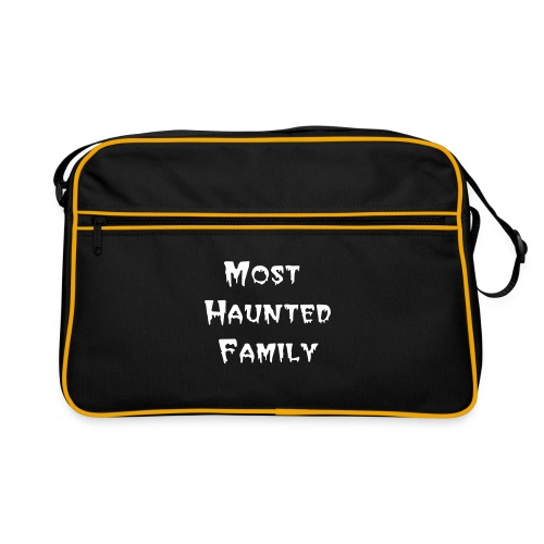 Retro Bag - Most Haunted Family - Retro Bag