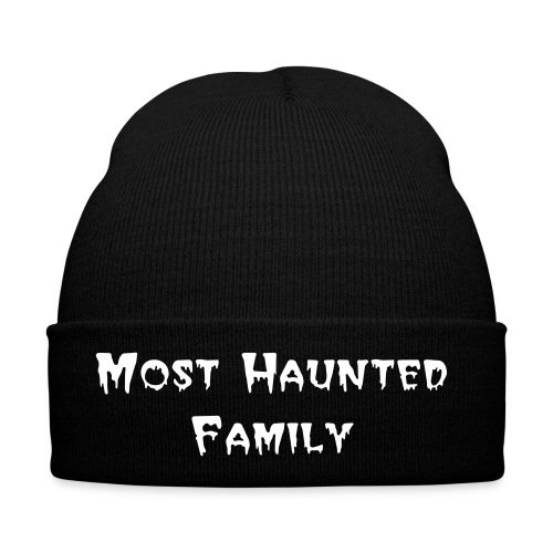 Hat - Most Haunted Family - Winter Hat
