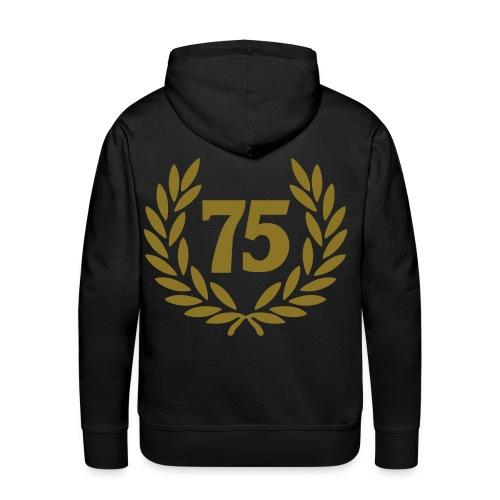 75 - Sweat-shirt à capuche Premium pour hommes