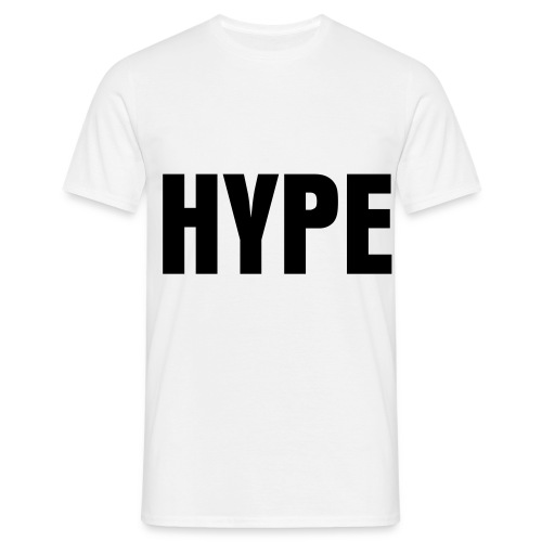 HYPE Tee. - Men's T-Shirt