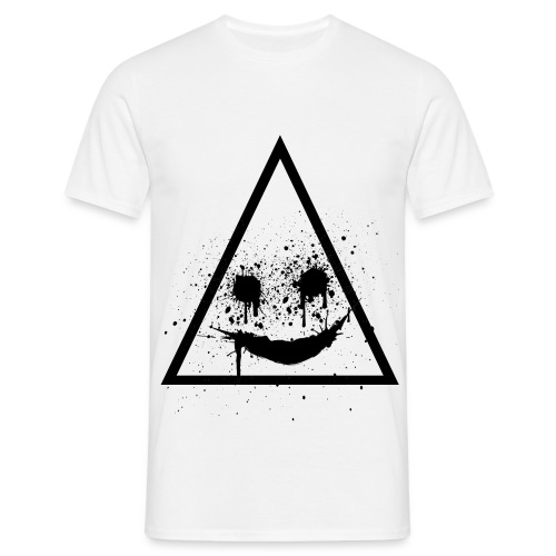 Smilie Tee. - Men's T-Shirt