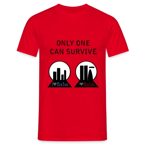 Fringe - only one can survive - Camiseta hombre