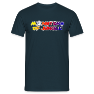 T-Shirts ~ Männer T-Shirt ~ Acid Monsters T-Shirt