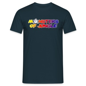 Acid Monsters T-Shirt - Männer T-Shirt