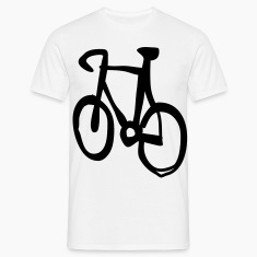 bike cycle cycling logo sport bicycle T-shirts