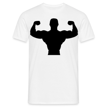 bodybuilder sport fitness muscle T-Shirts