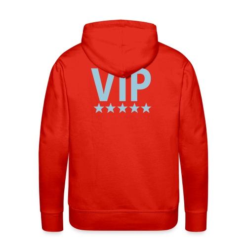 Vip ecouteurs - Sweat-shirt à capuche Premium pour hommes