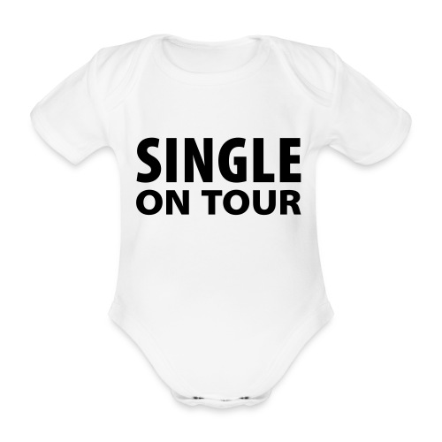Body - Single on Tour - Baby Bio-Kurzarm-Body