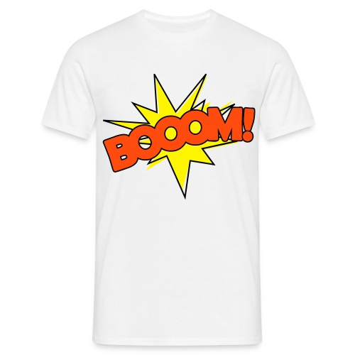 BOOOOOM - Men's T-Shirt