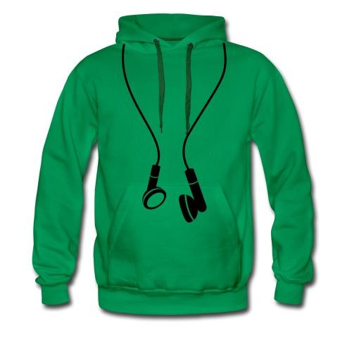 Headphones Hoody - Männer Premium Hoodie