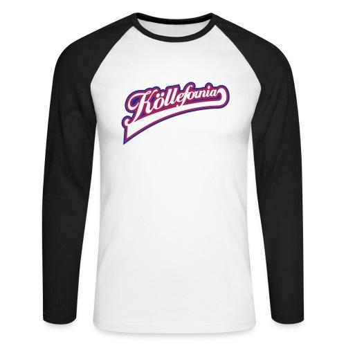 Köllefornia - Männer Baseballshirt langarm