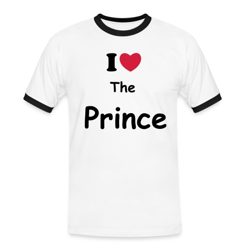 prince 2 - Men's Ringer Shirt
