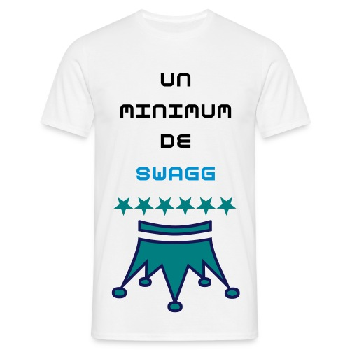 T-Shirt  Swagg Fashion Street - T-shirt Homme