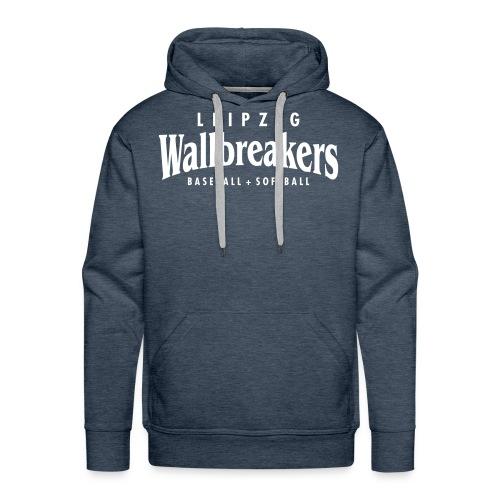 Wallbreakers-Kapuzensweater - Männer Premium Hoodie