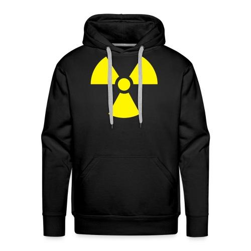 Radioactive Hoodie - Men's Premium Hoodie