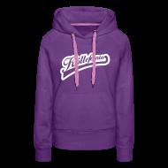 Pullover & Hoodies ~ Frauen Premium Kapuzenpullover ~ KölleforniaHoodieGirls
