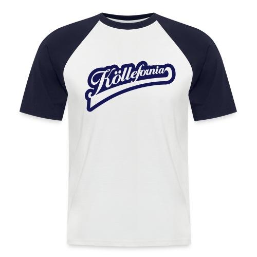 KölleforniaT - Männer Baseball-T-Shirt