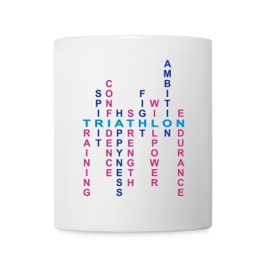 Triathlon Tasse - Tasse