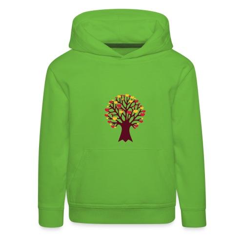 Baum - Kinder Premium Hoodie