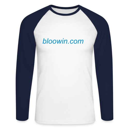 Bloowin.com - T-shirt baseball manches longues Homme