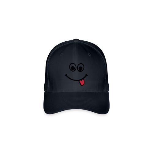 Smile cap - Flexfit basebollkeps