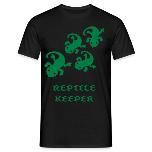 Reptile Keeper - Women's Shirt - Men's T-Shirt