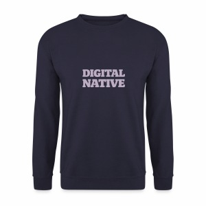 Digital Native - Generation Internet - Männer Pullover