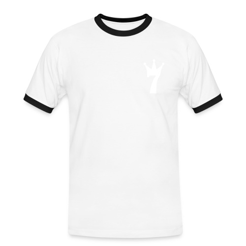 CAMISETA TUNCHE - Camiseta contraste hombre
