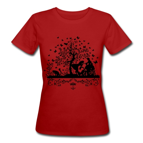 T-Shirt Harmonie - Frauen Bio-T-Shirt