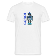 T-Shirts ~ Men's T-Shirt ~ ROBOL