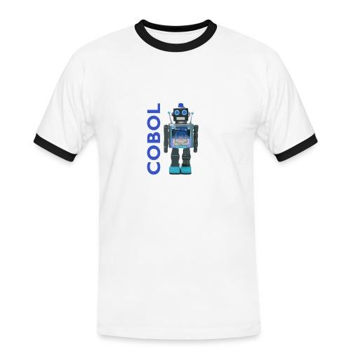 ROBOL - Men's Ringer Shirt