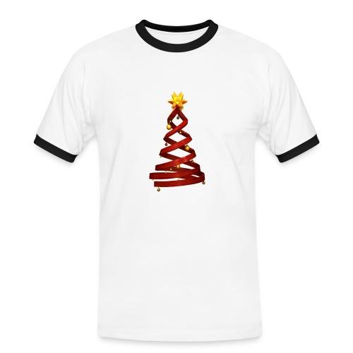 Christmas Shirt - T-shirt contrasté Homme