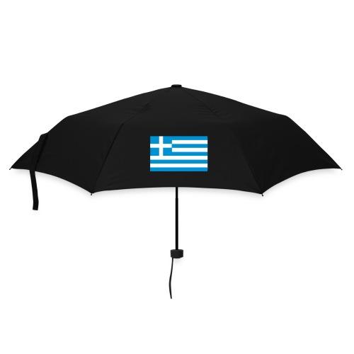 Kl./Griechenland-Motiv - Regenschirm (klein)